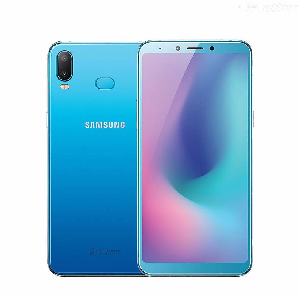 Samsung Galaxy A6s G6200 Smartphone 6 Inch 6GB RAM 128GB ROM Snapdragon660  8 Core Mobile Phone 3300mAh Android Cellphone