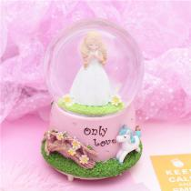 Music-Box-Unicorn-Crystal-Ball-Snow-Shining-Lamp-Classmates-Children-Birthday-Holiday-Gift