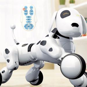 Wireless Remote Control Smart Robot Electric Dog Early Educational Toys For Children