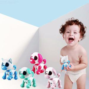 Robot Dog Smart Pet Children's Interactive Playmate Interesting Electronic Toys For Children