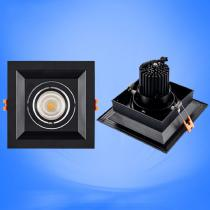 COB-Grille-Downlight-7W-12W-18W-Recessed-Single-Head-LED-Ceiling-Lamp-Fixture