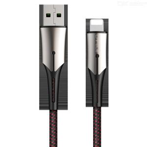 Two-tone Lightning Cable Extra Long Charging And Syncing Cord For IPHONE
