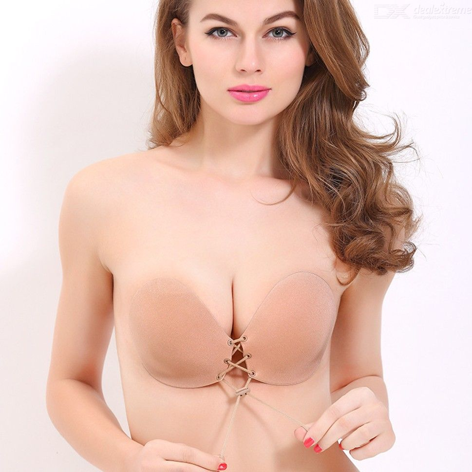 Self-adhesive Bra Invisible Silicone Nipple Covers For B Cup