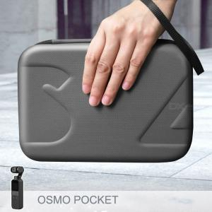 Hard Carrying Case Waterproof Zipper Storage Bag For DJI OSMO POCKET