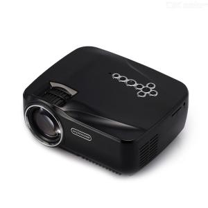 GP70UP Android Projector Home Theater Movie Beamer With HDMI VGA WiFi Bluetooth Support 4Kx2K Video
