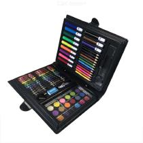 98PCS-Painting-And-Drawing-Set-Art-Supply-Kit-For-Children