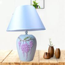 Creative-Resin-Flower-Table-Lamp-Modern-Study-Desktop-Decoration-Light