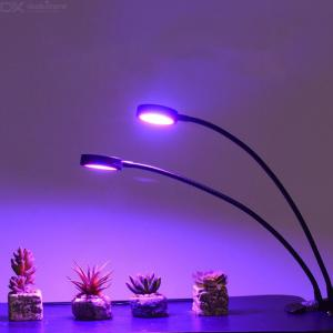 LED Growing Lamps 5V USB Power Full Spectrum Desktop Indoor Plants Lights 10W 20W