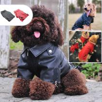 Autumn-And-Winter-Puppy-Two-Legged-Leather-Jacket-Chihuahua-French-Bullfighting-Teddy-Pet-Clothes