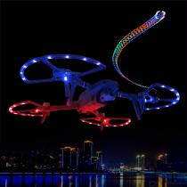 Light-Up-Propeller-Guard-LED-Anti-collision-Ring-For-MAVIC-2PRO-Zoom-With-8-Light-Modes