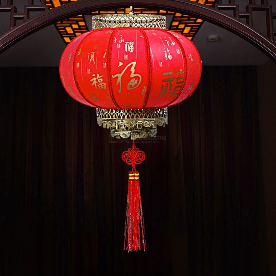 1PC-Waterproof-Chinese-Lantern-Outdoors-Festival-Wedding-Party-Garden-Hanging-Light-Decoration-Classic-Red