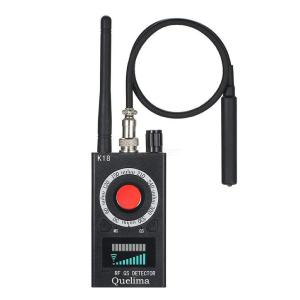 Quelima K18 GPS Signal Interference Wireless GPS Detector US Plug