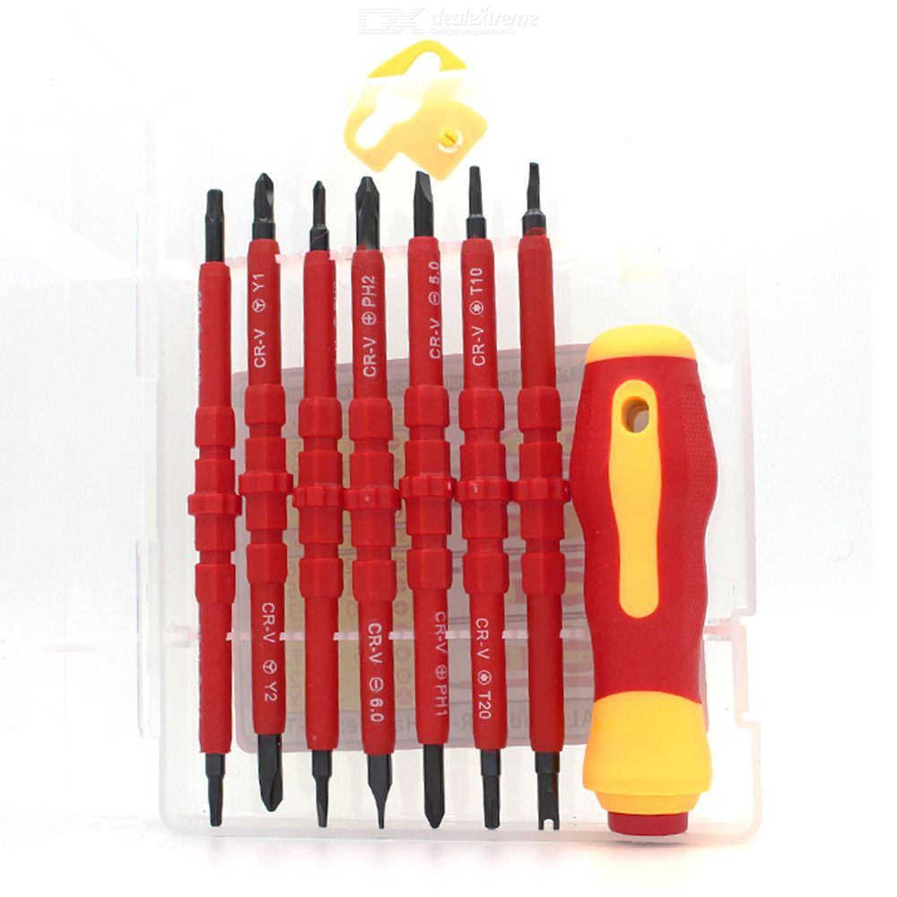 380V-Insulated-Screwdriver-Household-Tool-Set