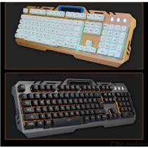 LED-Backlit-Light-Mechanical-Touch-Wired-USB-Keyboard