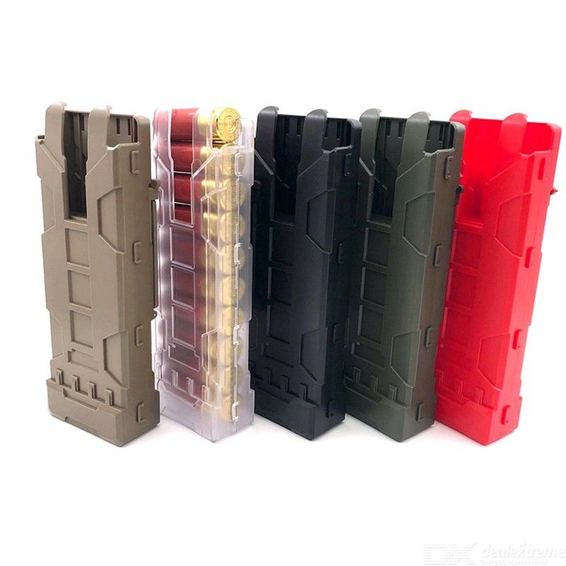 Fan Of New Outdoor Army Tactical The Molle Cartridge Box Multi-Function Fast Dividing Play Tray Box Field CS Equipment