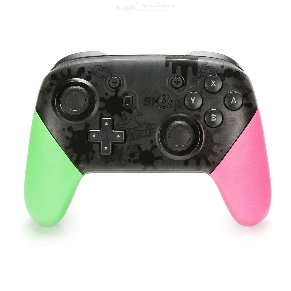 Wireless Bluetooth Controller Gamepad For NS Splatoon2 Remote Gamepad / Nintend Switch Console Joystick