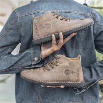Mens-Lace-up-Ankle-Boots-Short-Plush-Leather-Casual-Shoes-For-Winter