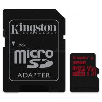 Kingston-Ultra-microSD-SDCR-with-SD-Adapter-(Class-10)-UHS-1-U3-V30-A1-Support-4K-32GB64GB128GB