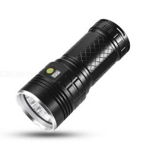 T6 Family Outdoor Strong Light Rechargeable Hunting Flashlight
