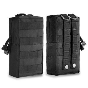 Military Enthusiasts Equipment Accessories Bag Purse Tactical Zipper Bag Collection Bags Outdoor Aslant Sundry Bag