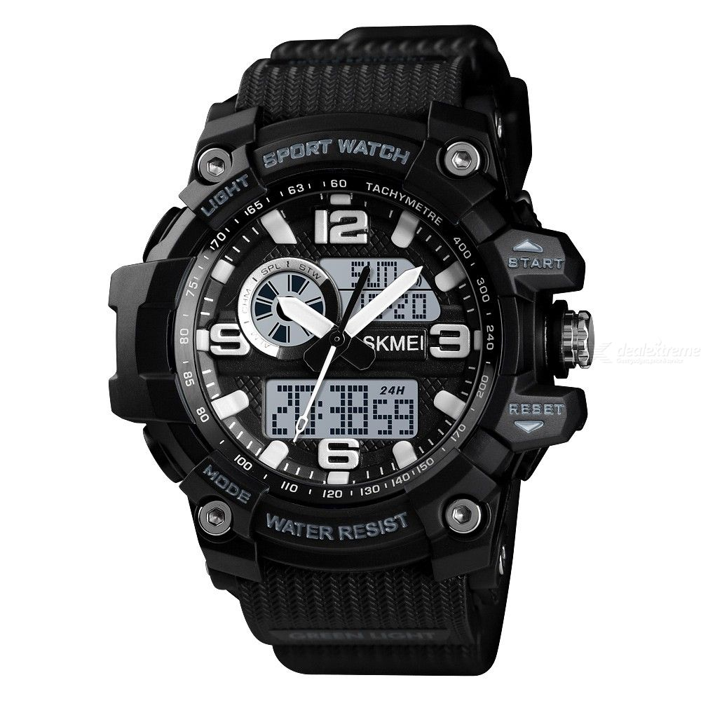 SKMEI Multi Function Digital Wristwatches Waterproof Sport Watch For Men 1436