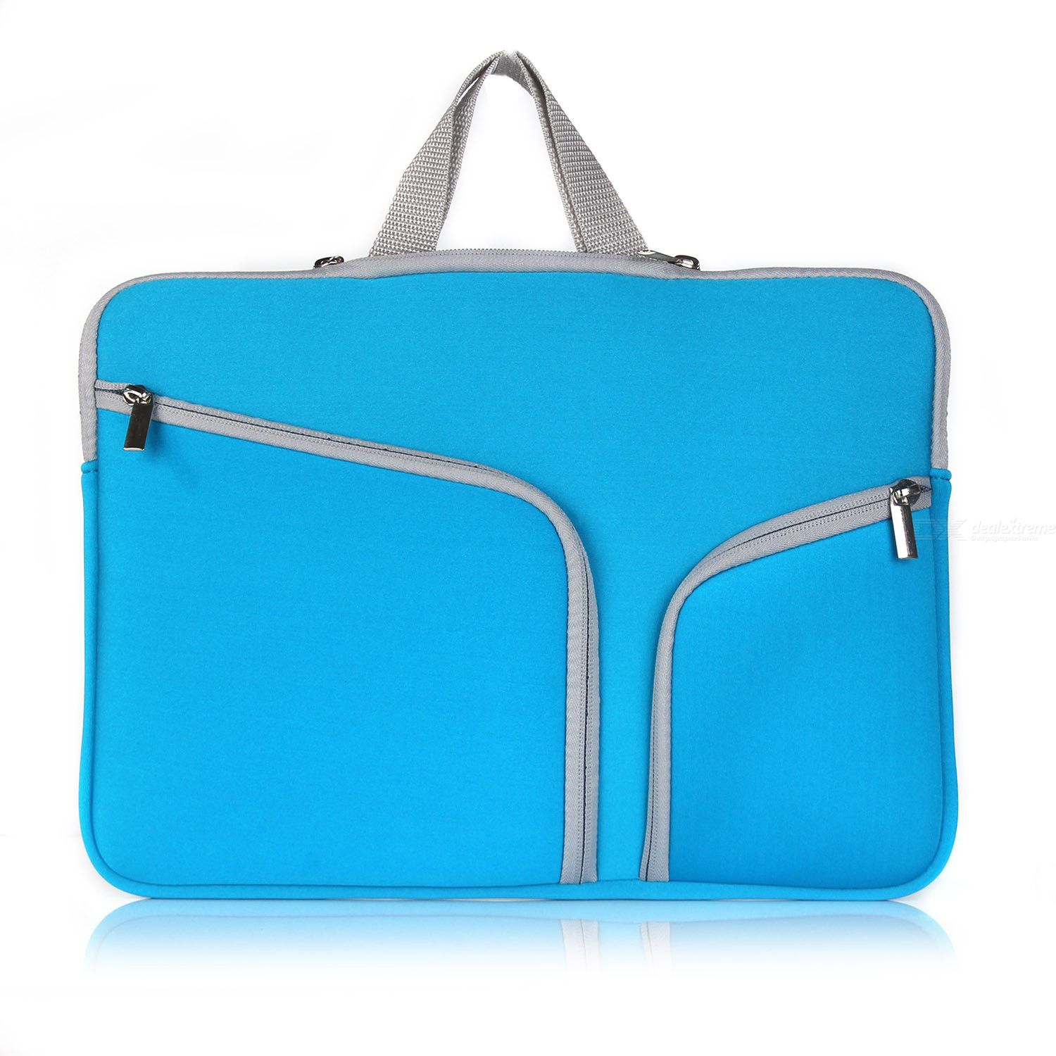 Dayspirit-Double-Zipper-Laptop-Sleeve-Bag-Case-For-Macbook-Air-Pro-Retina-133