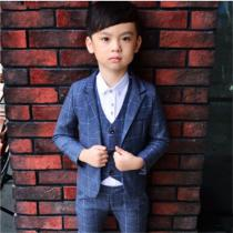 Kid-Suits-Boys-Single-Breasted-Button-Special-Wedding-Attire-Jacket-Pants-Vest-Set