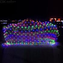 6x4m-Outdoor-Fishing-Net-880-LED-Waterproof-Starry-Sky-Lights-220V-Party-Wedding-Christmas-Decoration-Lights-EU-Plug
