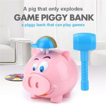 Novelty-Creative-Cartoon-Explosion-Piggy-Storage-Tank-Toy-Children-Parent-Child-Interactive-Desktop-Leisure-Game