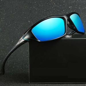 Men Glasses Car Night Driving Enhanced Light Polarized Sunglasses