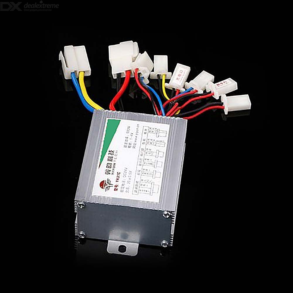 36V 350W DC Electric Bike Motor Brushed Controller Box For Electric Bicycle Scooter E-bike Accessory