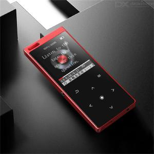 MK3 Bluetooth 4.0 MP4 Player with Speaker Touch Button 8GB Lossless HiFi Music Player with E-book FM Radio Video Player