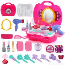 Pretend-Play-Makeup-Case-Cantainer-Toys-Funny-Make-Up-Dressing-Box-For-Kids-Girls-Birthday-Gift