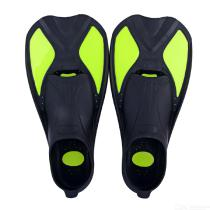 Swimming-Diving-Fins-Snorkeling-Foot-Flippers-Swimming-Equipment-Portable-Dive-Shoes-Green