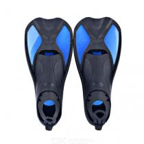 Swimming-Diving-Fins-Snorkeling-Foot-Flippers-Swimming-Equipment-Portable-Dive-Shoes-Blue