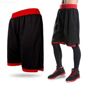 Basketball Shorts Quick Dry Breathable Training Basketball Shorts Men Fitness Running Sport Shorts