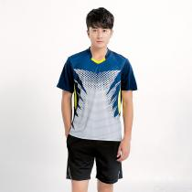 Badminton-Sets-Clothes-Thin-Sports-Suit-Men-Fitness-Running-Quick-Drying-Sportswear