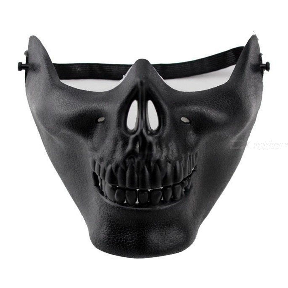 Skull | Party | Army | Face | Mask | Game