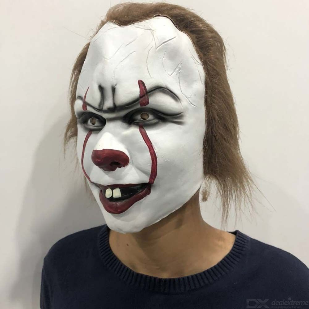 Pennywise-Horror-Clown-Joker-Clown-Mask-Cosplay-Costume-Props