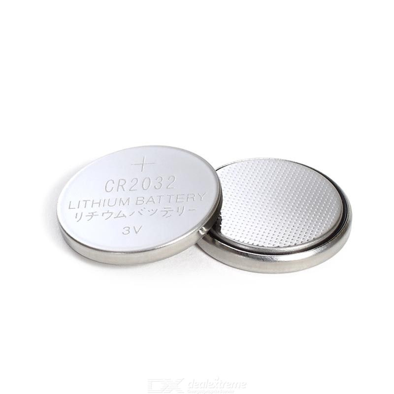 CR 2032 3V Lithium Battery Button Cell Battery for Small Electronics