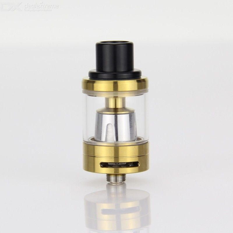 Whirl Tank Atomizer 2.0ml For Electronic Cigarette Hypercar 80W TC Box Mod 0.4ohm Top Filling 510