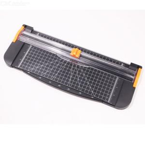 A4 Paper Cutter Titanium Sharp Trimmer For Photos Greeting Cards