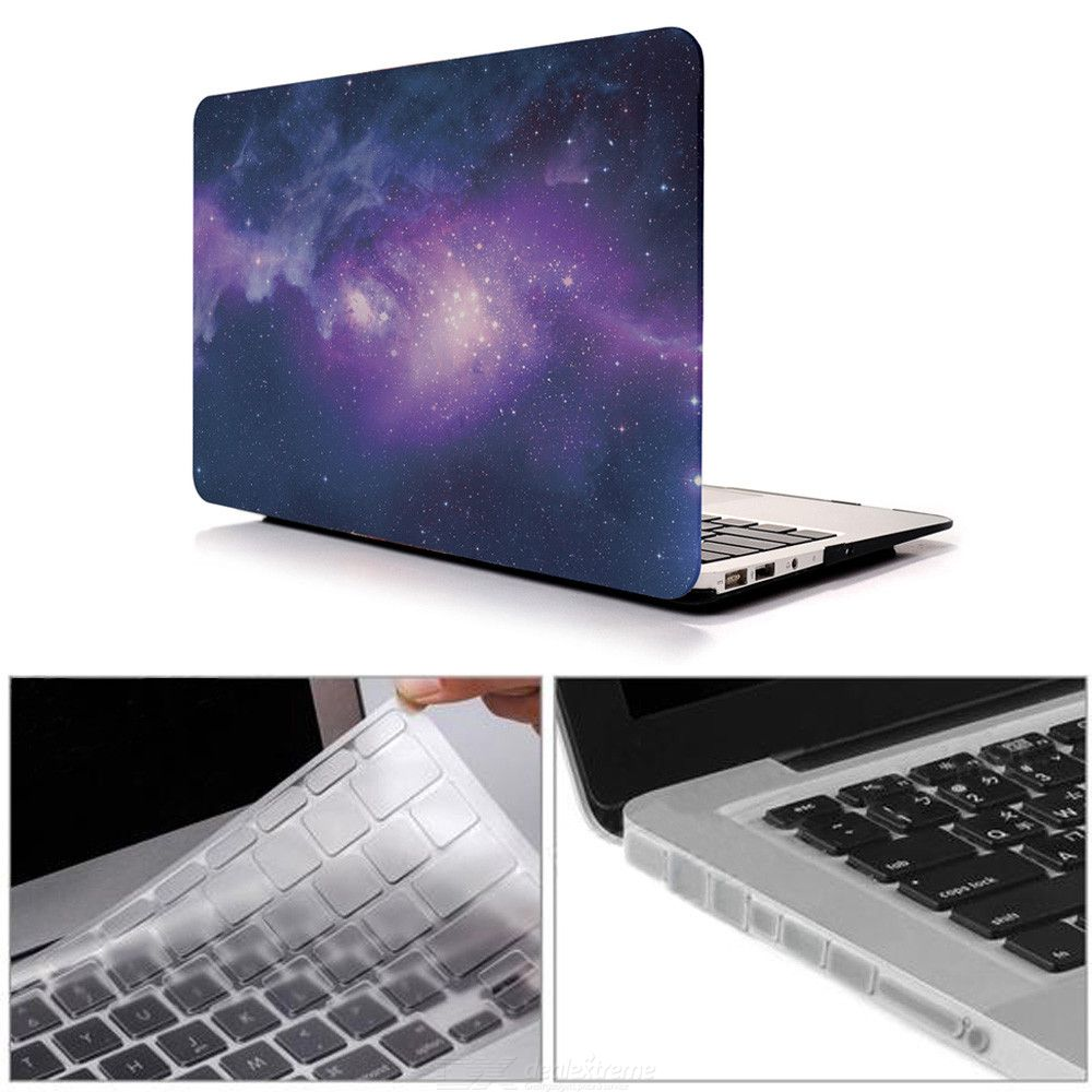 Dayspirit-3-in-1-116-inch-Printing-Case-2b-Keyboard-Cover-2b-Anti-dust-Plugs-for-MacBook-Air