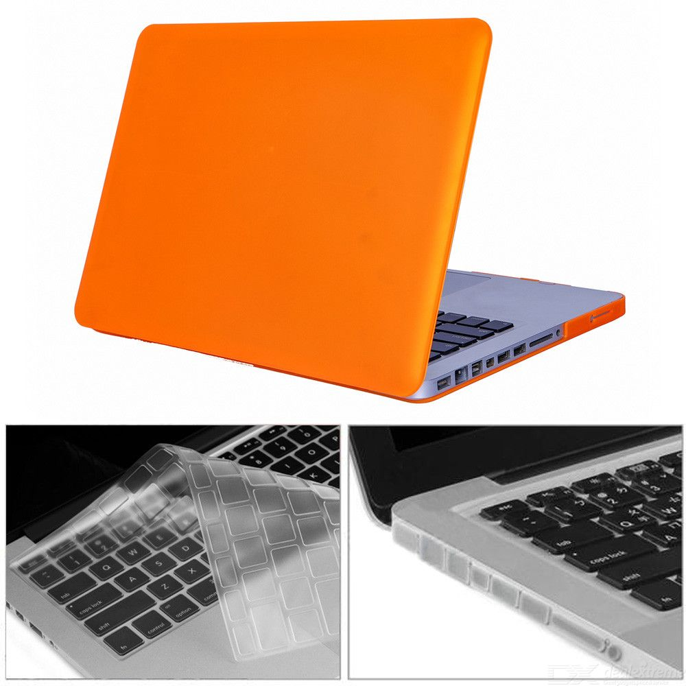 3-in-1-154-inch-Matte-Case-2b-Keyboard-Cover-2b-Anti-dust-Plugs-with-CD-ROM-for-MacBook-Pro