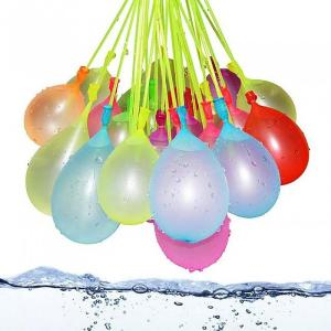 111Pcs/Bag Filling Water Balloons Funny Summer Outdoor Toy Water Balloons Bombs Novelty Toys For Children
