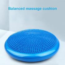 Inflatable-Yoga-Massage-Ball-Sports-Training-Balance-Cushion-Durable-PVC-Fitness-Mat-(33cm)