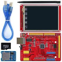 OPEN-SMART-28-inch-240*320-TFT-LCD-Touch-Screen-Breakout-Module-Kit-with-Easy-plug-UNO-R3-Air-Board-for-Arduino-UNO-R3-Nano