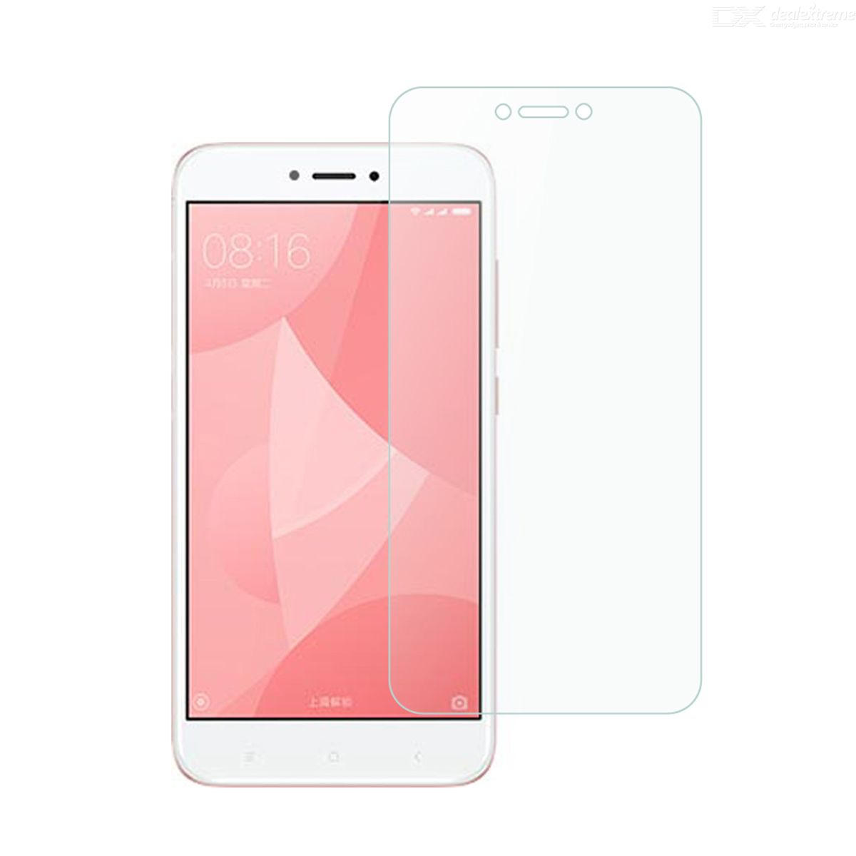 Dealextreme / Dayspirit Tempered Glass Screen Protector for Xiaomi Redmi 4X