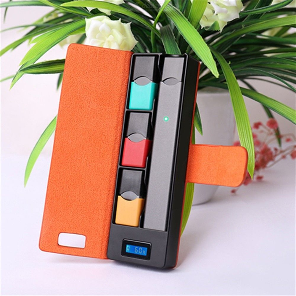 Portable-1200MAH-Electronic-Cigarette-Charger-Pods-Case-Holder-Box-Charger-Mobile-Charging-Universal-Compatible