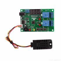 DC-5V24V-Digital-Intelligent-Temperature-amp-Humidity-Controller-Control-Board-Module-Relay-with-LED-Indicator-Alarm-Function